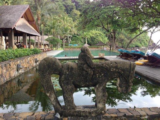 Jeeva Klui Resort: The pool