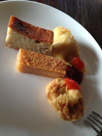 Jeeva Klui Resort: Afternoon tea