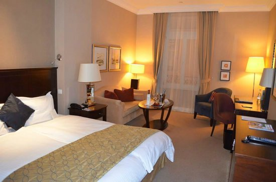 Corinthia Hotel Budapest : Our room (3219)