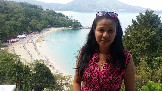 Laem Sing Beach: Beautiful beach