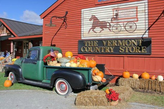 Vermont Country Store next door to Bryant House
