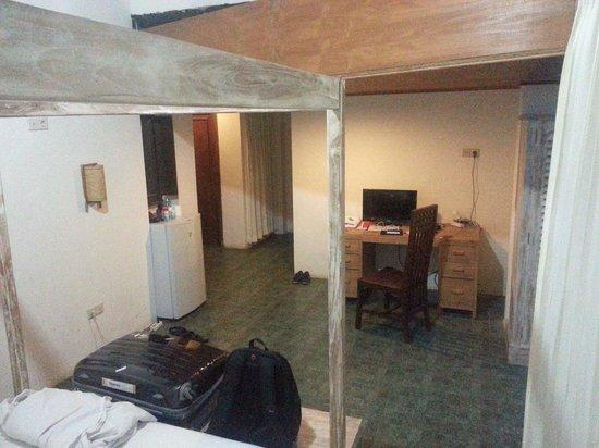 TigaLima Homestay: Room Java