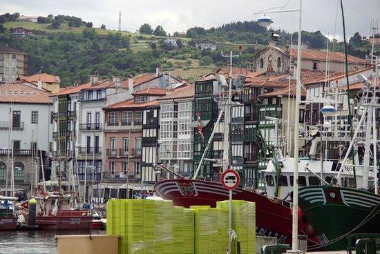 Hotel Arbe : Puerto de Mutriko