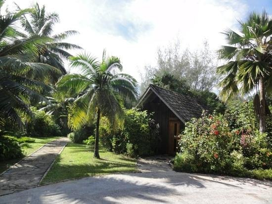Atiu Villas: Are ta'i