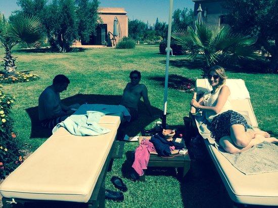 Oasis Jena: @chill#oasisjena@marrakech@campagne