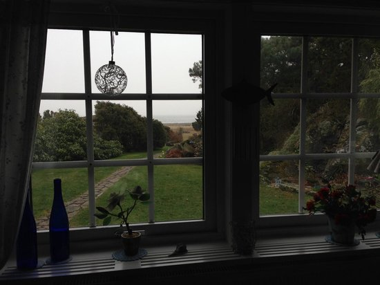 Grimsholmen Bed & Breakfast By The Sea: View to the sea from our room
