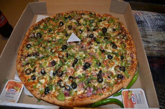 Ocean Park Pizza Whalley