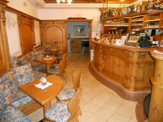 Kristiania Leading Nature & Wellness Resort: Bar