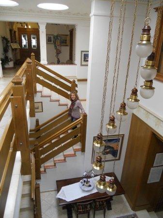 Kristiania Leading Nature & Wellness Resort: Dal bar alla hall
