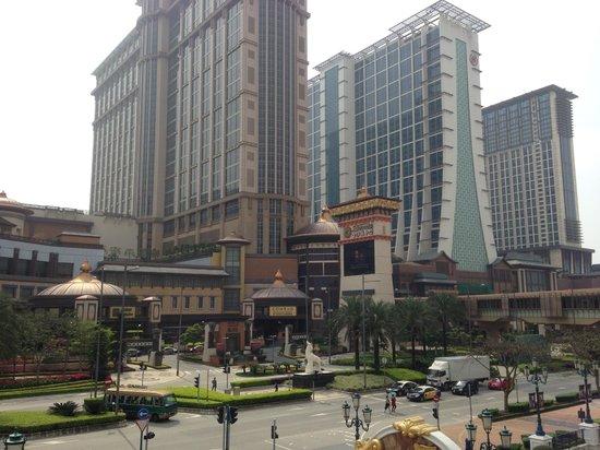 Holiday Inn Macao Cotai Central: Hotel