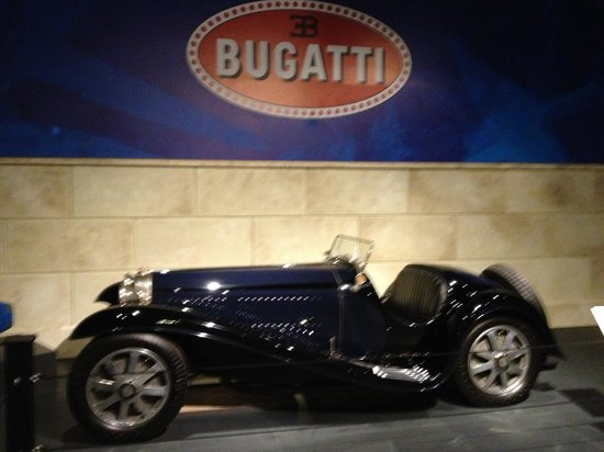 Louwman Museum The Hague: Bugatti