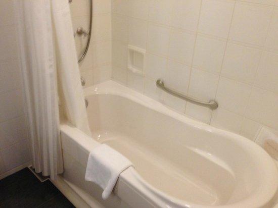 Marunouchi Hotel: bath