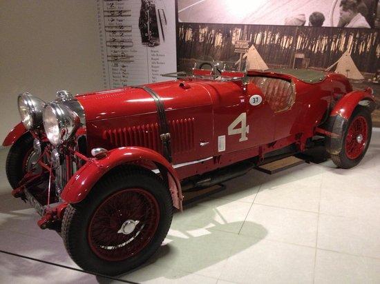Louwman Museum The Hague: Bentley