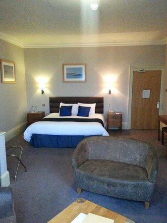 The Hotel Victoria: room 110