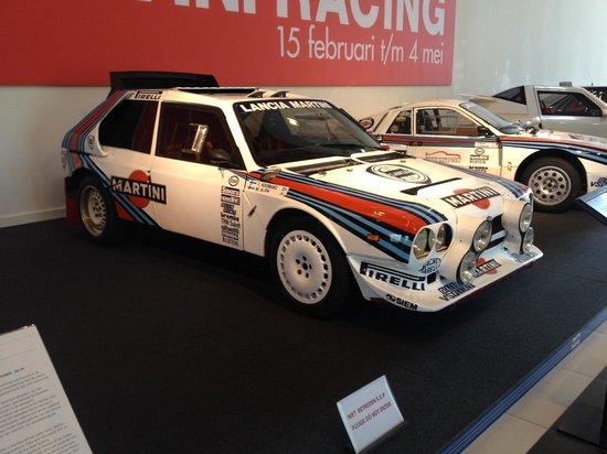 Louwman Museum The Hague: Lancia Delta S4