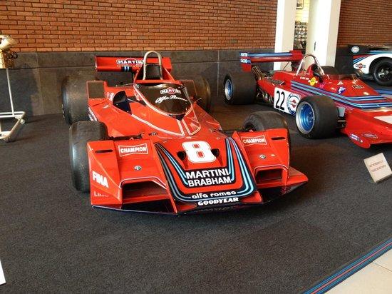 Louwman Museum The Hague: Brabham alfa Roméo