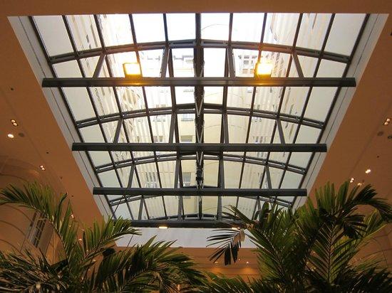 Polonia Palace Hotel: Atrium
