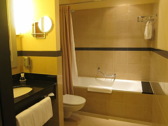 Polonia Palace Hotel: Bathroom