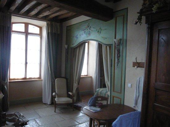 Hôtel Auberge de la Beursaudière : La vigneronne