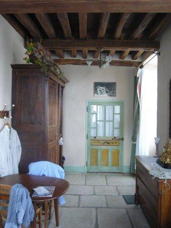 Hôtel Auberge de la Beursaudière : La vigneronne encore