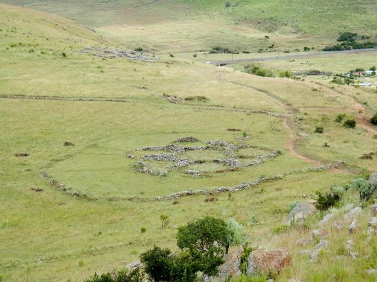 Waterval Boven South Africa  city images : Waterval Boven, South Africa: Stone Circle Ruins