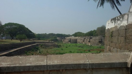 Archeological Museum of India: Fort