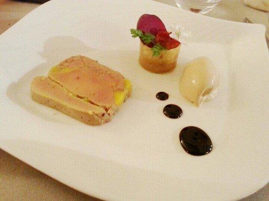 La Fleur de Sel : Foie gras