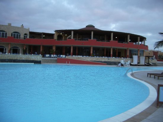 Royal Horizon Boa Vista : looking back on hotel