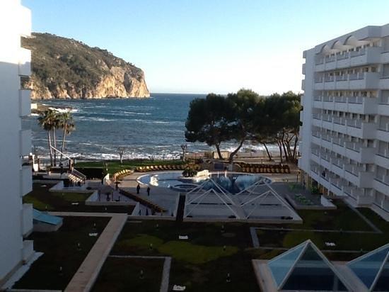 Olimarotel Gran Camp de Mar: desde la terraza