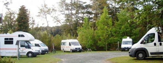 Possum Lodge : Powered sites & Tent/Car unpowered sites