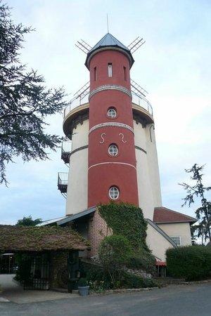 Le Moulin d'Orgemont: moulin