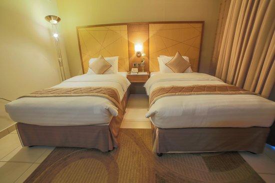 Golden Tulip Buraidah Al Qassim: Double Superior room