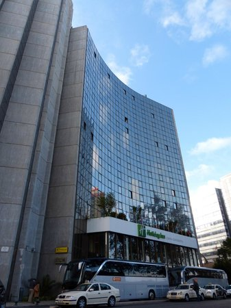 Holiday Inn Lisbon - Continental : Modernes Hotel