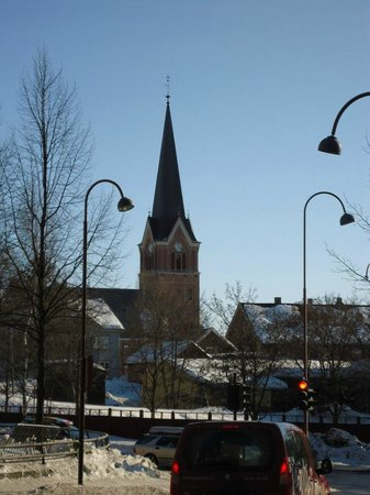 Lillehammer Church: Церковь в Лиллехаммере