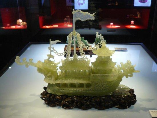 Guangdong Museum : зал