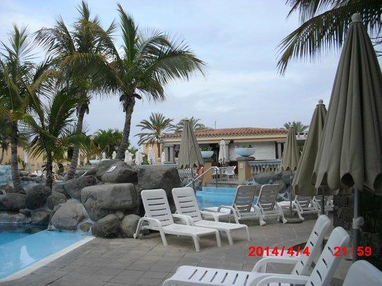 Palm Oasis Maspalomas: Pool area
