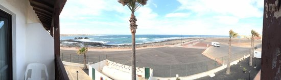 Hotel Hesperia Bristol Playa: Panorama from the balcony (362)