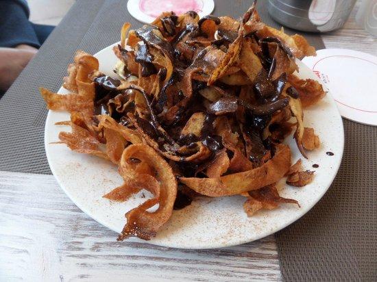La Cucaracha-Tex Mex-BBQ-Grill: Donkeys Ears.