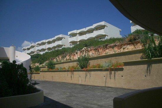 Kalithea Horizon Royal: teren hotelu