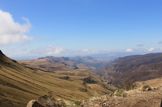 Sani Pass : Everything the light touches