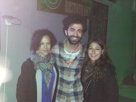 Reggae BR : Bahri is a very good person