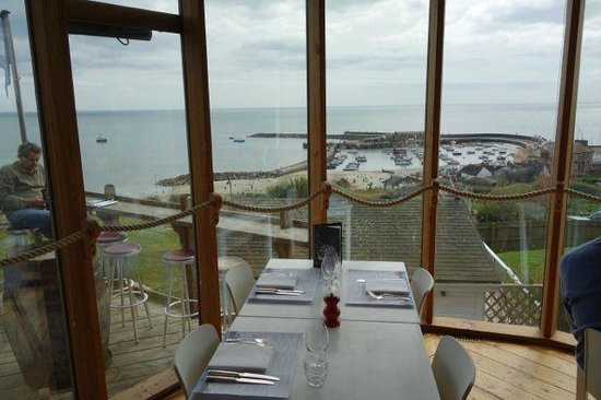 Hix Oyster & Fish House : Hix Oyster and Fish House at Lyme