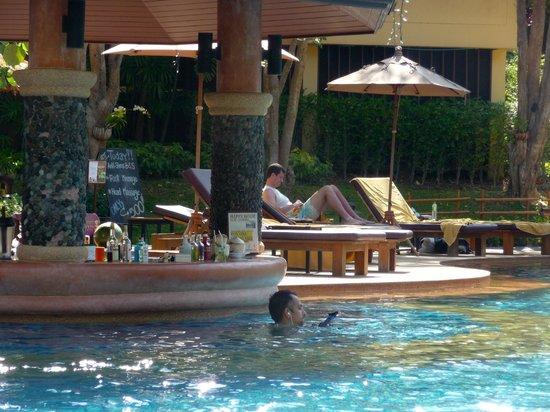 Crown Lanta Resort & Spa : Pool