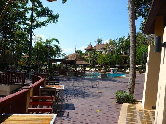Crown Lanta Resort & Spa : Main pool