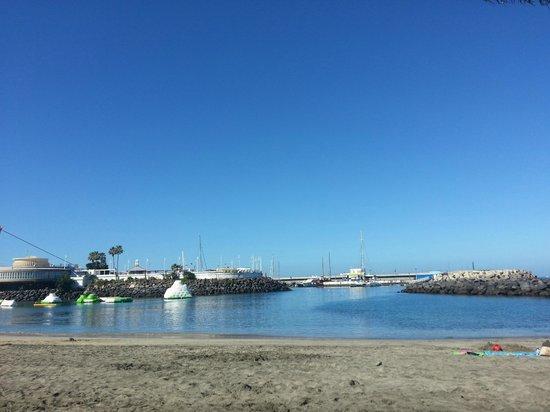HOVIMA Santa Maria: The beach