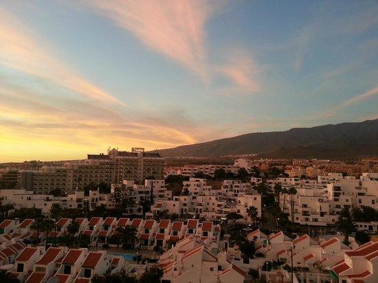 HOVIMA Santa Maria: View from hotel room front door