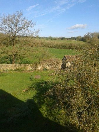 Broadgrove House: View from the top bedroom!