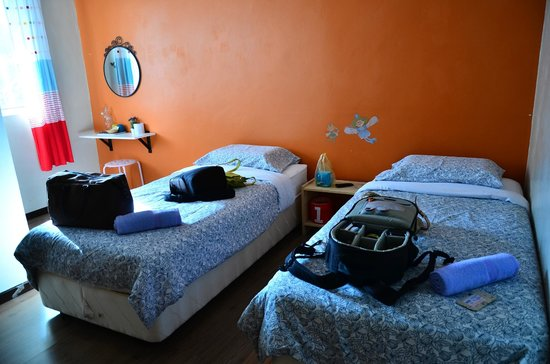 Snooze Hotel: Twin room