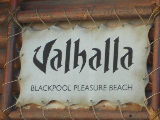 Pleasure Beach : The world's biggest indoor dark ride!