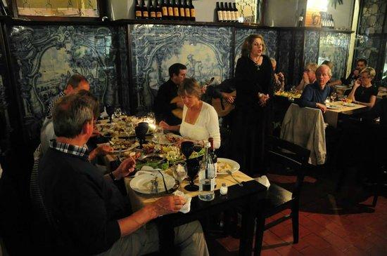 Leao d'Ouro: Vis en fruits de mer - je komt niets tekort